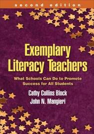 Exemplary Literacy Teachers by Cathy Collins Block image