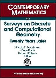 Surveys on Discrete and Computational Geometry image