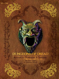 Dungeons & Dragons: Dungeons of Dread