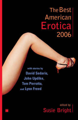The Best American Erotica 2006 by Susie Bright