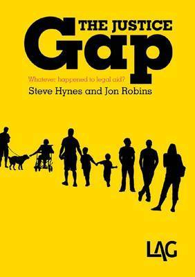 The Justice Gap by Steve Hynes