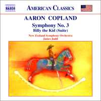 Symphony No.3 Billy The Kid (Suite) by Aaron Copland