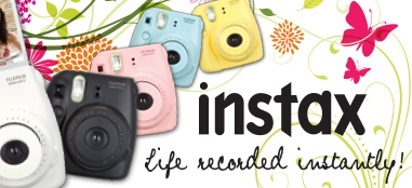 Be Prepared with Instax!