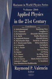 Applied Physics in the 21st Century image