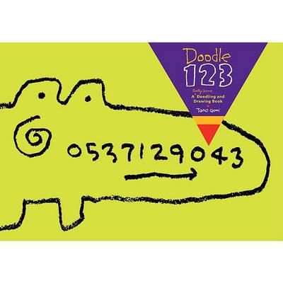 Doodle 123 by Taro Gomi