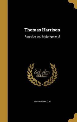 Thomas Harrison image