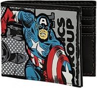 Marvel: Captain America - Bifold Wallet