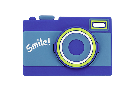 Silli Chews Baby Teether (Smiley Camera) image
