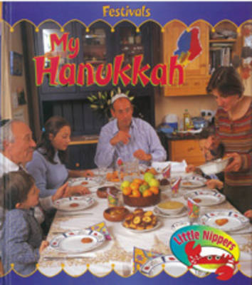 My Hanukkah by Monica Hughes