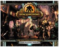 Iron Kingdoms Full Metal Fantasy RPG: Unleashed - GM Toolkit image