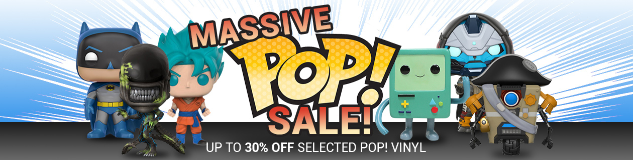 Massive Pop! Sale
