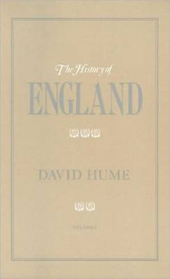 History of England, Volume 1 by David Hume image