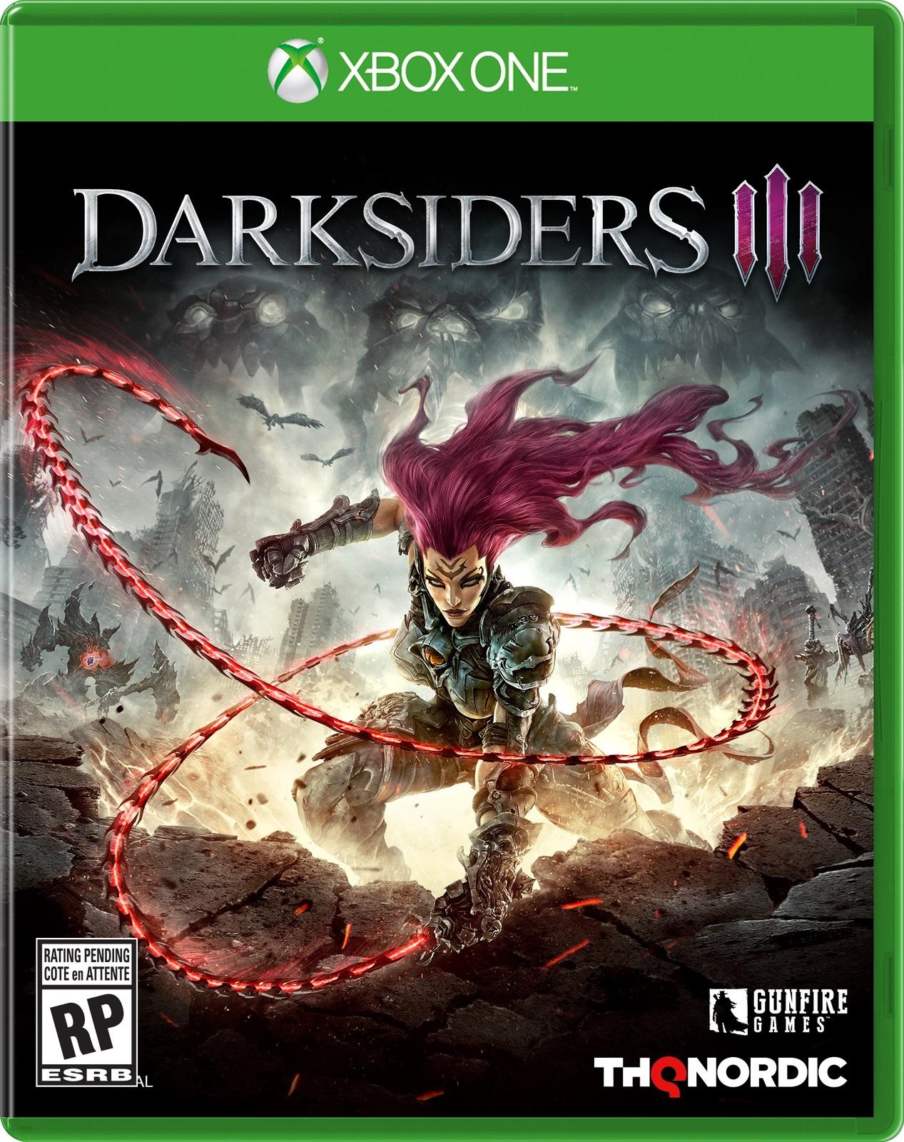 Darksiders III for Xbox One image