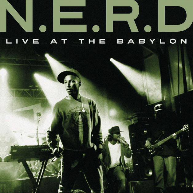 Live At The Babylon by N.E.R.D.