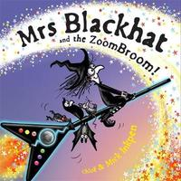 Mrs Blackhat and the ZoomBroom by Mick Inkpen image