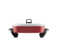 Sunbeam: Minerale Classic Banquet Frypan - Ochre Red image