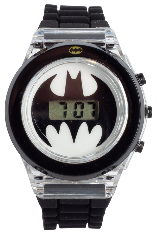 Batman Light Up LCD Watch