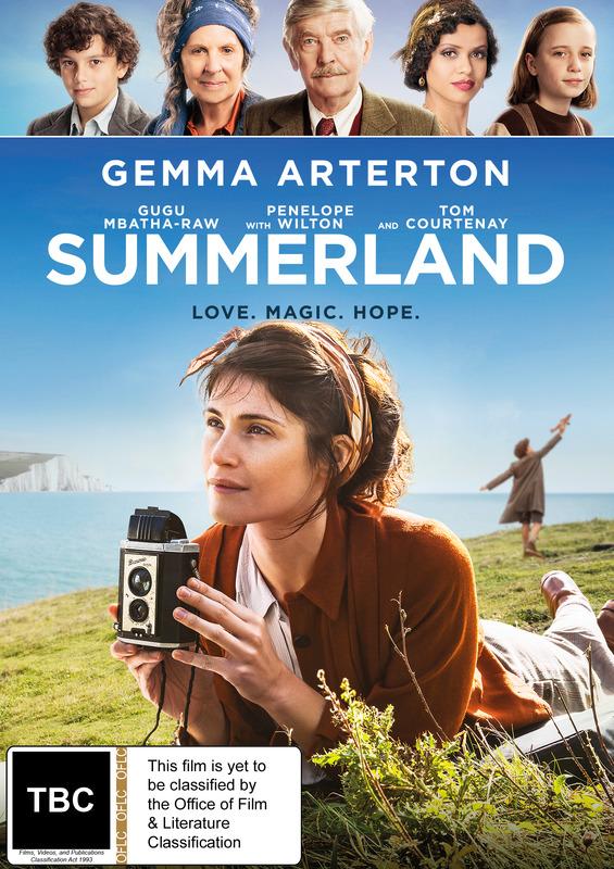Summerland on DVD