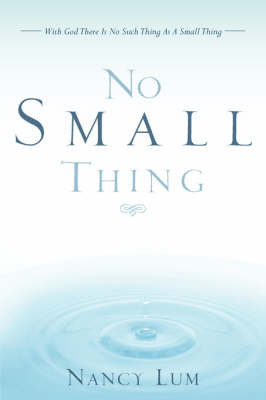 No Small Thing by Nancy Lum image
