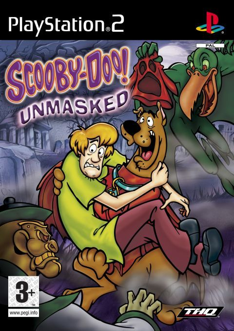 Scooby Doo! Unmasked for PlayStation 2