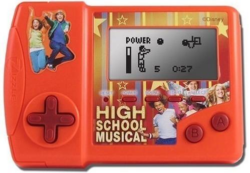 High School Musical - Advanced Hand Held Game
