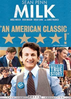 Milk on DVD