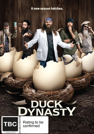 Duck Dynasty - Season 8 on DVD