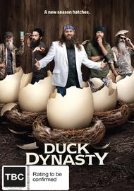 Duck Dynasty - Season 8 on DVD image