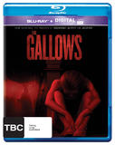 The Gallows on Blu-ray, UV