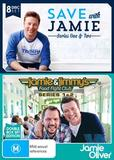 Jamie Oliver Box Set DVD