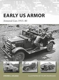 Early US Armor by Steven J. Zaloga image