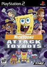 Nicktoons: Attack Of The Toybots for PlayStation 2