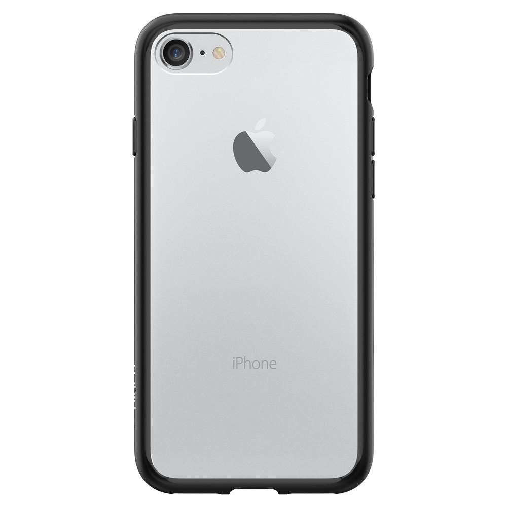Spigen: iPhone 7 - Ultra Hybrid Case (Black) image