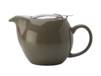 Maxwell & Williams Cafe Culture Teapot 500ML Military Green Gift Boxed