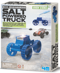 4M: Green Science Salt Powered Truck Kit image