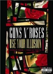 Guns N' Roses - Use Your lllusion 1 on DVD