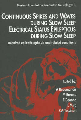 Continuous Spikes & Waves During Slow Sleep Electrical Status Epilepticus During Slow Sleep image