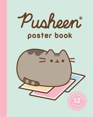 Pusheen Poster Book by Claire Belton