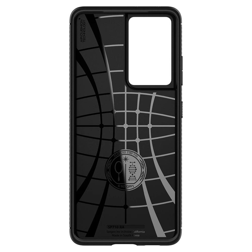 Spigen Rugged Armor Case - Black image