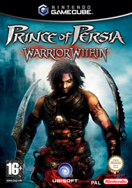 Prince of Persia 2: Warrior Within for GameCube image