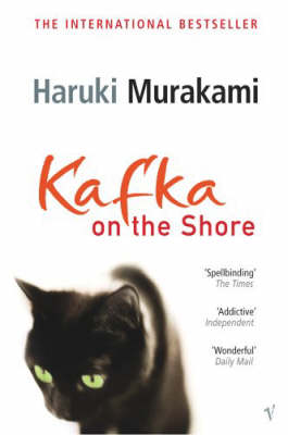 Kafka on the Shore by Haruki Murakami image