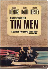 Tin Men on DVD