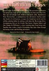 The Adventures of Huckleberry Finn on DVD