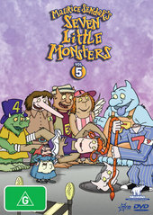 Seven Little Monsters Vol 5 on DVD