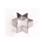Stainless Steel Star Cookie Cutter
