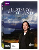 A History of Scotland Box Set DVD