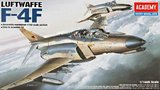 Academy F-4F Phantom II 1/144 Model Kit