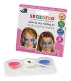 Snazaroo Butterfly Face Painting Kit