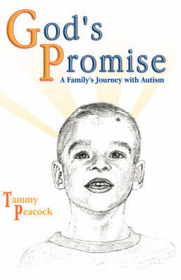 God's Promise: A Family's Journey with Autism by Tammy, Peacock image
