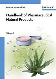 Handbook of Pharmaceutical Natural Products by Goutam Brahmachari image
